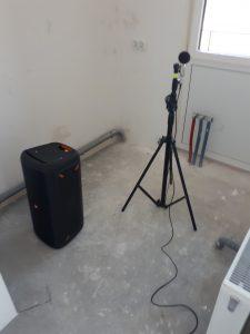 pomiar akustyczny pomieszczenia
